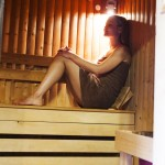 Relax in the Sauna at The Buff Day Spa