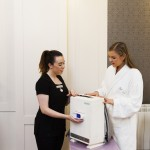 Skin Scanning at The Buff Day Spa