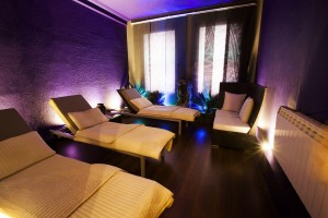 Tranquility Room at The Buff Day Spa
